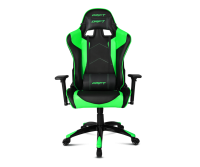 DRIFT Gaming Chair DR300 (Black/Green)