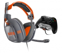 Astro A40 Xbox One 2015 + M80 Mixamp (Grey/Orange)