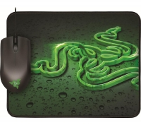 Razer Abyssus Essential + Goliathus Speed Small