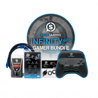 Scuf Infinity4PS Gamer's Bundle - Black