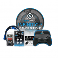 Scuf Infinity4PS Gamer's Bundle - White