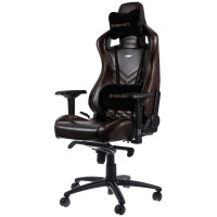 Noblechairs EPIC Series – Brown/Beige (Echt leder)