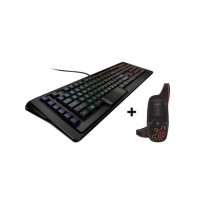 Steelseries Apex M800 Mechanical - Azerty (BE) +  Keyboard Bag