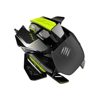 Madcatz RAT Pro X Gaming Mouse - Philips Laser 2037