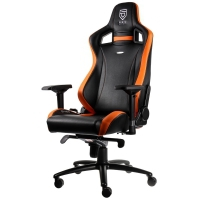 Noblechairs EPIC Series Penta Sports – Black/Orange