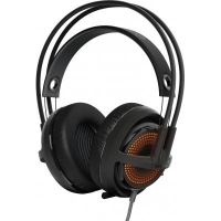 SteelSeries Siberia 350 Headset - 7.1 Surround (Black)