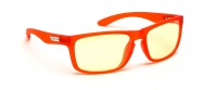Gunnar Gamer Intercept Fire amber lens