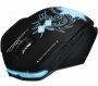 Dragon War G7 Chaos Gaming Mouse (+Mousepad)