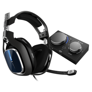 2de kans: ASTRO A40 TR Headset + MixAmp Pro TR (PC/PS4/PS5)