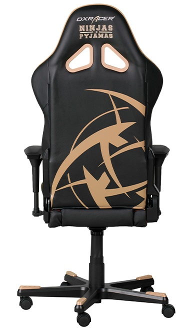 Dxracer Racing Gaming Chair Ninja In Pyjamas Gamegear