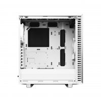 Fractal Design Define 7 Compact Light Tempered Glass White