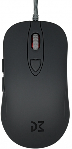 Dream Machines DM1 FPS Smoke Grey Gaming Mouse