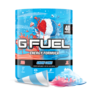 GFUEL Snow Cone (40 servings)