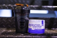 GFuel Hydration - Blue Rocket Pop Tub (30 servings)