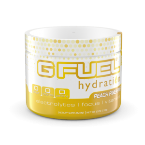 GFuel Hydration - Peach Pineapple Tub (30 servings)