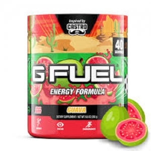 GFUEL CASTRO'S GUAVA (40 servings) Limited edition