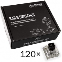 Glorious PC Gaming Race Kailh Box Black Switches (120 pieces)