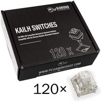 Glorious PC Gaming Race Kailh Box White Switches (120 pieces)