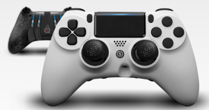 Scuf Gaming Impact Soft Touch White (PS4)
