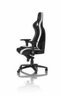 Noblechairs EPIC Series SK Gaming – Black/White/Blue