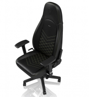 Noblechairs ICON Series – Black/Gold