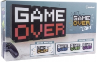 Playstation - Game over Light