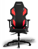 Quersus EVOS 302 Gaming Chair (Black/Red)