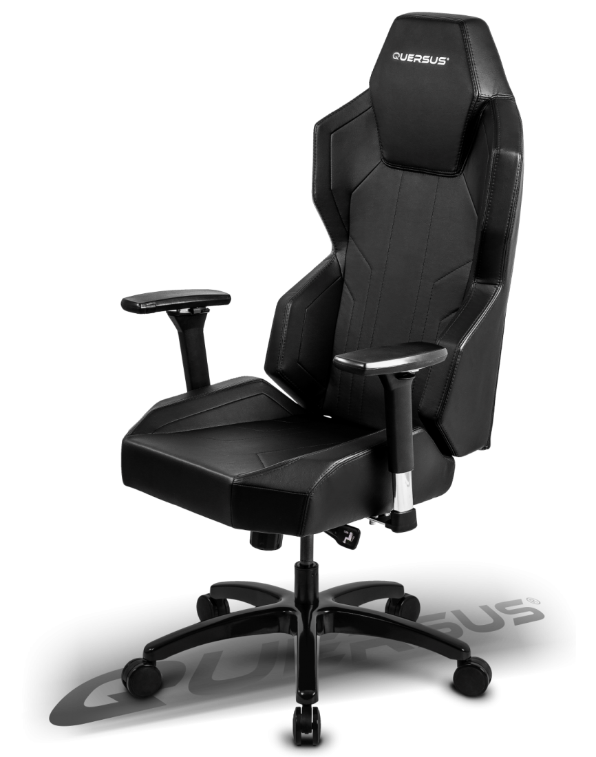 Quersus Geos 702 Gaming Chair Black Gamegear Be