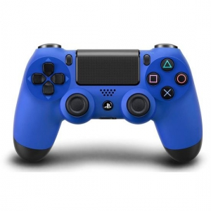Sony Dualshock Controller V2 - Wireless Wave Blue (PS4)