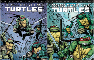 Teenage Mutant Ninja Turtles Comic 1 & 2 (bundle)