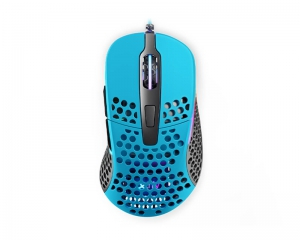Xtrfy M4 RGB Gaming Mouse (blue)