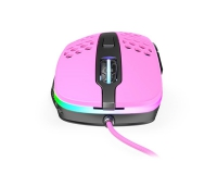 Xtrfy M4 RGB Gaming Mouse (pink)