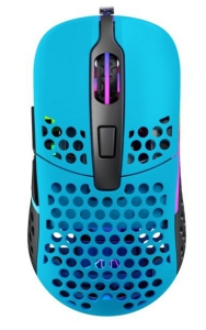 Xtrfy M42 RGB gaming mouse (miami blue)