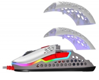Xtrfy M42 RGB gaming mouse (retro)