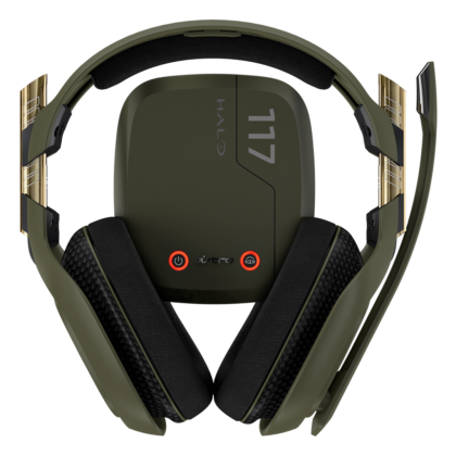 2de kans: Astro A50 Wireless Army Green (PS4/Xbox One)