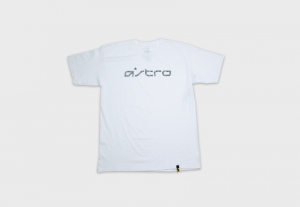 Astro Circuit White T-shirt