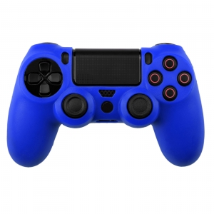 Silicone Protect Case BLUE (PS4)