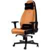 Noblechairs ICON Series – Cognac/Black (Real Leather)