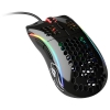 Glorious PC Gaming Race Model D Gaming Mouse - glossy black