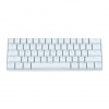Anne Pro 2 White Kailh Box White Gaming keyboard - US layout