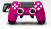 Scuf Gaming Infinity BASIC SPECTRUM 4PS Magenta (PS4)
