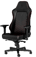 Noblechairs HERO Series - Black/Red