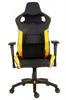Corsair T1 RACE Gaming Chair - Black / Yellow