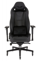 Corsair T2 ROAD WARRIOR Gaming Chair - Black / Black