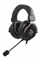 Arozzi Aria Gaming Headset Black
