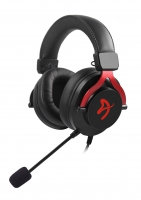 Arozzi Aria Gaming Headset Red