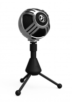 Arozzi Sfera Microphone (Chrome)
