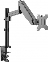 "Techly Desktop LCD/LED mount 17-32"" 8kg with gaslift"