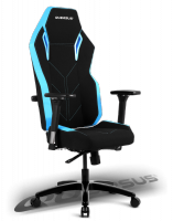 Quersus VAOS 501 Gaming Chair (Black/Blue)
