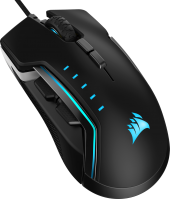 Corsair Glaive RGB Pro Optical Gaming Mouse (Aluminium)